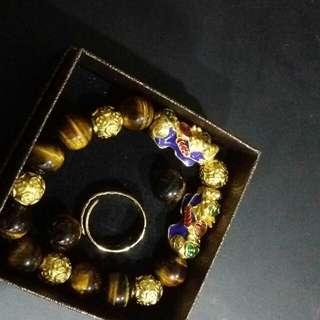 24k gold plated pixiu