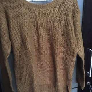 Baju Sweater Stradivarius