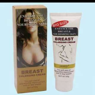 Breast enlarging cream