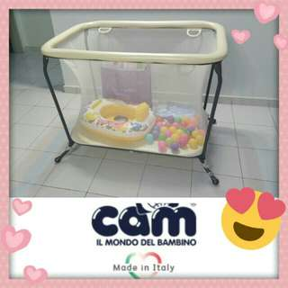 Baby Playpen (made in Italy) - COD