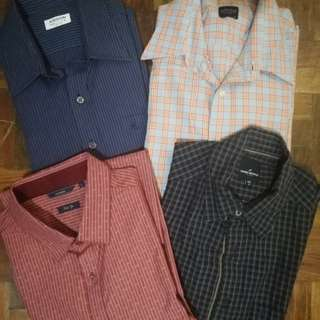 Arrow, Daniel Hechter and Sahara Polo 4pc Set for 1,099 ONLY