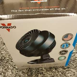 Vornado Air Circulator 530 Black