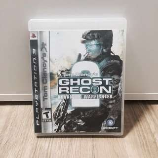 PS3 Game: Ghost Recon