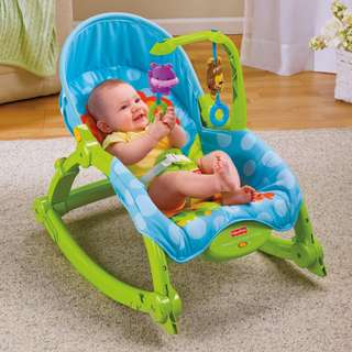 [FREE Toy+Shipping]Fisher-Price Newborn to Toddler Baby Child Rocker♥Seahorse♥W2811 BCD30♥Chair Booster Seat Swing♥Doodle Board