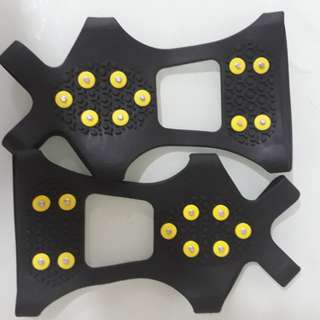 Crampons non-slip shoe cover