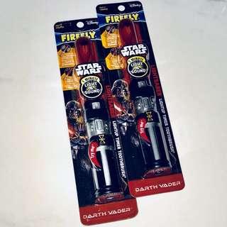 Lightsaber Light Up Timer Toothbrush - Star Wars, Darth Vader
