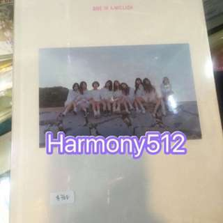 Twice One in a million Photobook 寫真