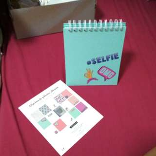 Selfie Photo Book