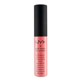 NYX Lip Cream Antwerp Matte Lip Stick INSTOCK