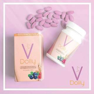 PO ITEM ❤V DOLLY SUPPLEMENT JAMU MODEN