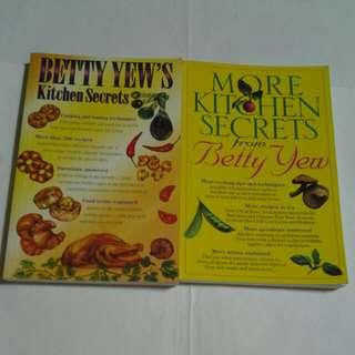 Betty Yew's Kitchen Secrets