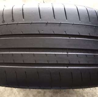 245/40/18 Michelin PSS Tyres Sale
