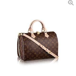 Louis Vuitton Speedy Bandouliere 30