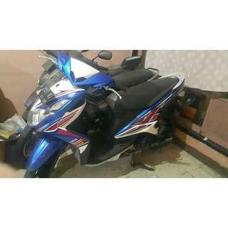 Yamaha Xeon RC Biru