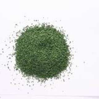 Grass powder
