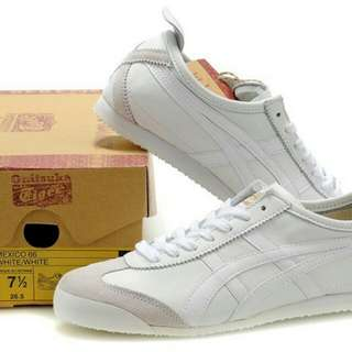 Onitsuka Tiger Mexico 66 All White