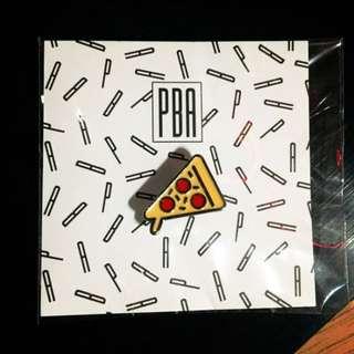 🚚 KRUNK PBA 周邊商品 徽章 - PIZZA款