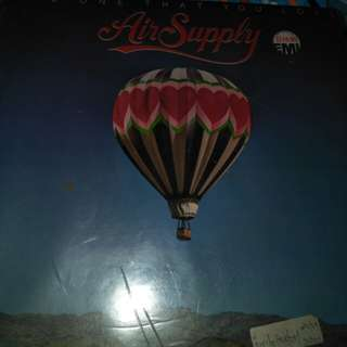 Air Supply-the one that you love(vinyl)