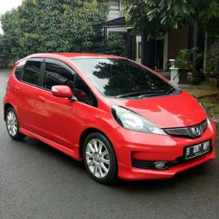 Jazz AT 2014 RS KM 20 Ribu