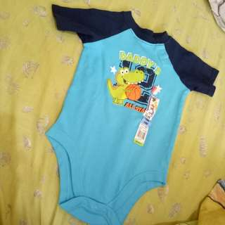 Polo and shirt suit for baby boy