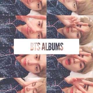 [PO] PROMOTIONS BTS ALBUMS/ DVD