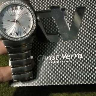 Jam tangan ChristVerra