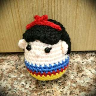 Crochet Snow White