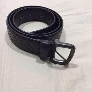 BV leather belt