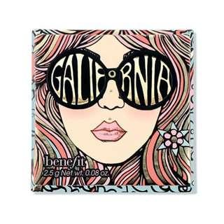 #CNY88 (INCL. POS) BENEFIT: GALIFORNIA BLUSH (MINI)