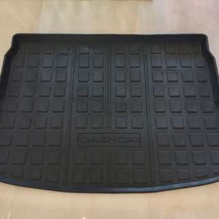 Nissan Qashqai 1.2T or 2.0 Rubber Boot Liner