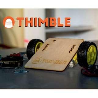 Thimble: Learn & Build Electronics WIFI-ROBOT KIT