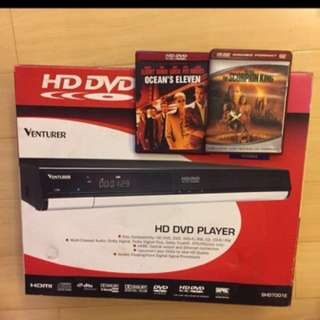 Venture HD DVD Player