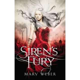 [Brand New] Siren's FuryThe Storm Siren Trilogy  By:Mary Weber