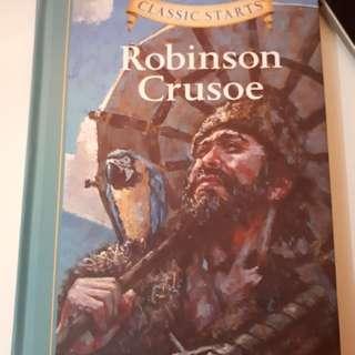 Robinson Crusoe (English)