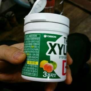 超好味❤韓國Orion曬駱駝香口膠