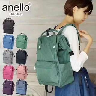 ANELLO POLYESTER BACKPACK