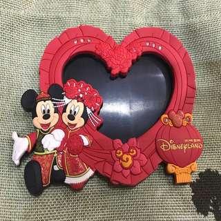 PhotoFrame Magnetic Disneyland HK