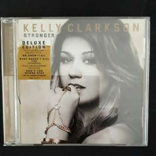 CD Kelly Clarkson Stronger