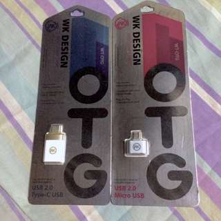 OTG USB connector for sale
