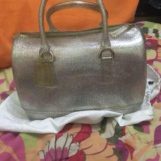 FURLA ORIGINAL sprinkle silver