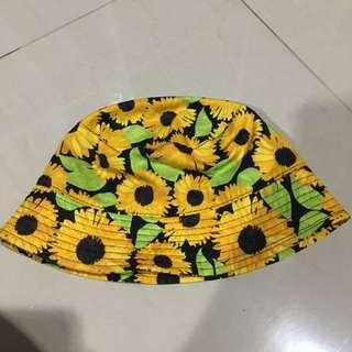 sunflower bucket hat