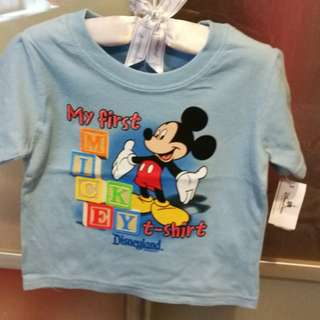 New Disney baby boy 18m