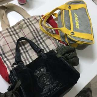 Authentic Very Loved Bag All 3 At Lelong Price