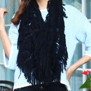 黑色頸巾 圍巾 全新