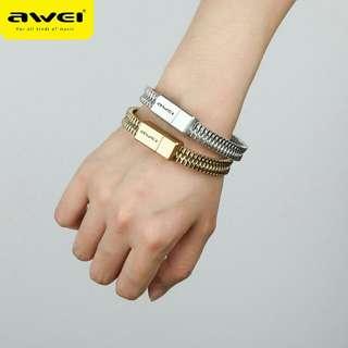 Usb bracelet awei