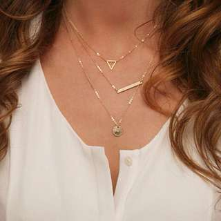 Necklace 3n1