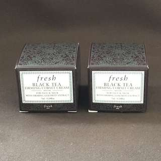 Fresh Black Tea Firming Corset Cream 7ml x 2