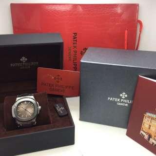 Authentic Patek Philippe watch