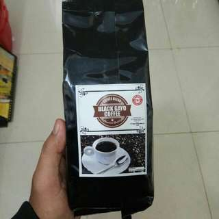 Black Gayo Coffe 2 in 1