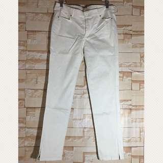Brand New Weekender White Pants